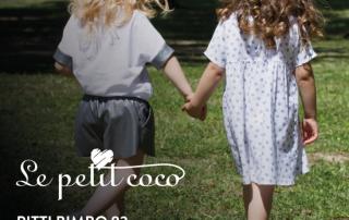 Le Petit Coco al 83° Pitti Immagine Bimbo, Giu-2016