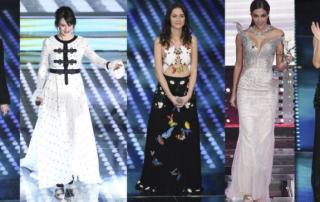 Vivetta | Sanremo 2017 | tutti gli abiti