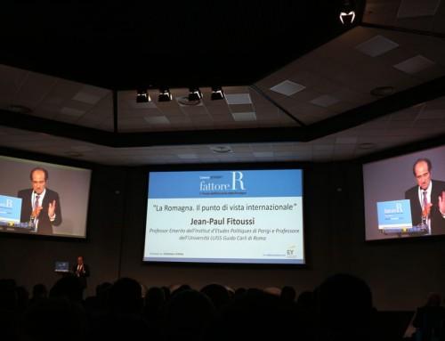 """CAMAC è sponsor di """"fattore R"""" 1° Forum dell'Economia della Romagna"""